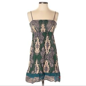 Heritage 1981 spaghetti strap mini dress size sm